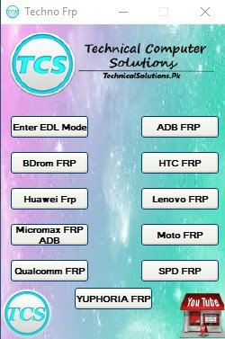 Techno FRP Tool Collection 2018 Free Download – ZIDON FREE