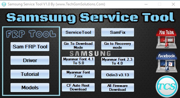Samsung Service Tool V1 0 With FRP Free Download – ZIDON